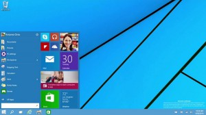 Windows 10 et son menu Démarrer