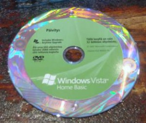 DVD original de Windows Vista - Télécharger Windows Vista gratuitement